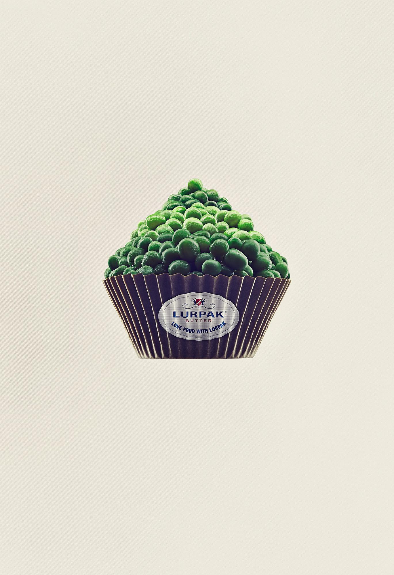 Lurpak - Cupcake