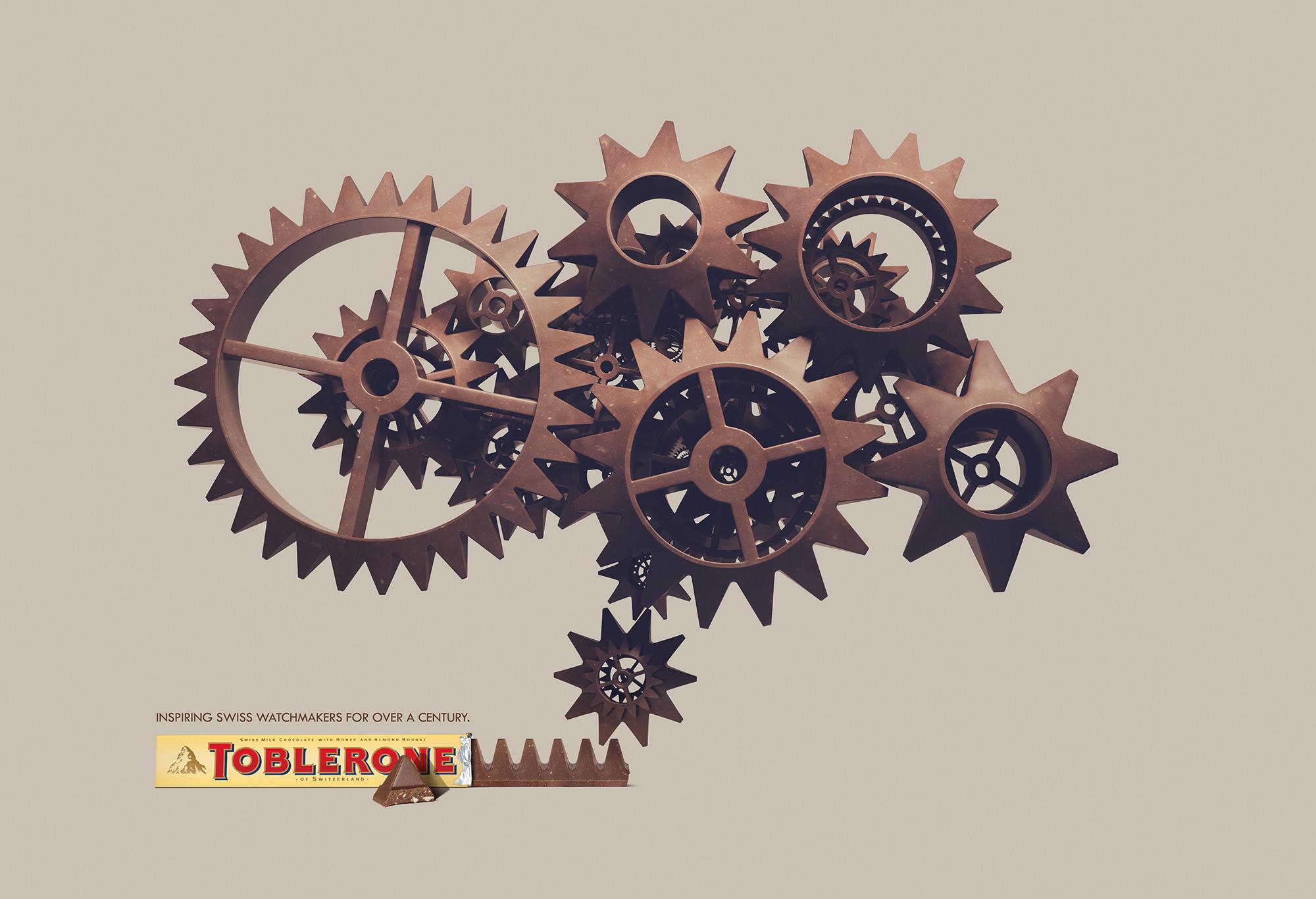 Toblerone - Cogs