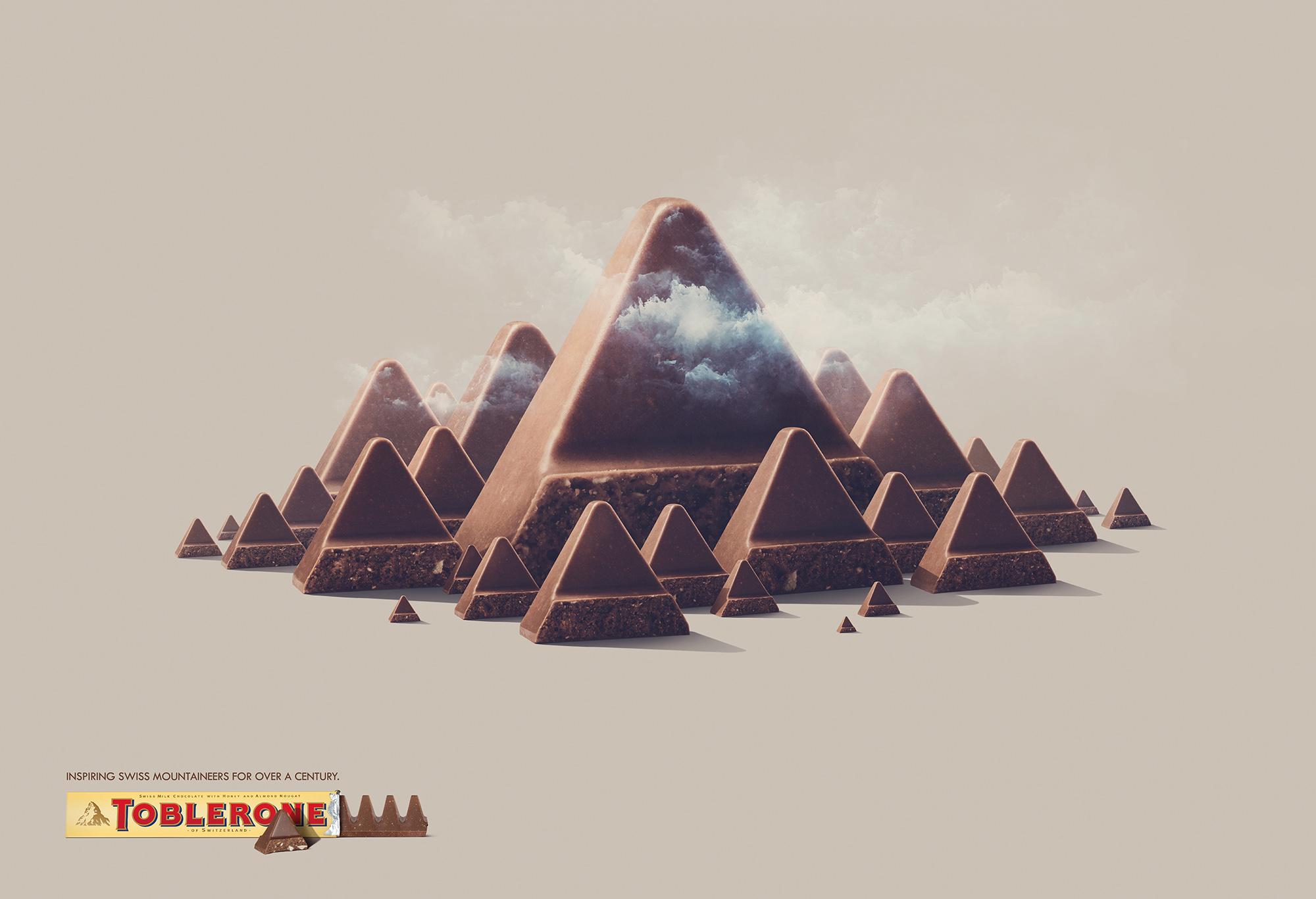 Toblerone - Mountaineers