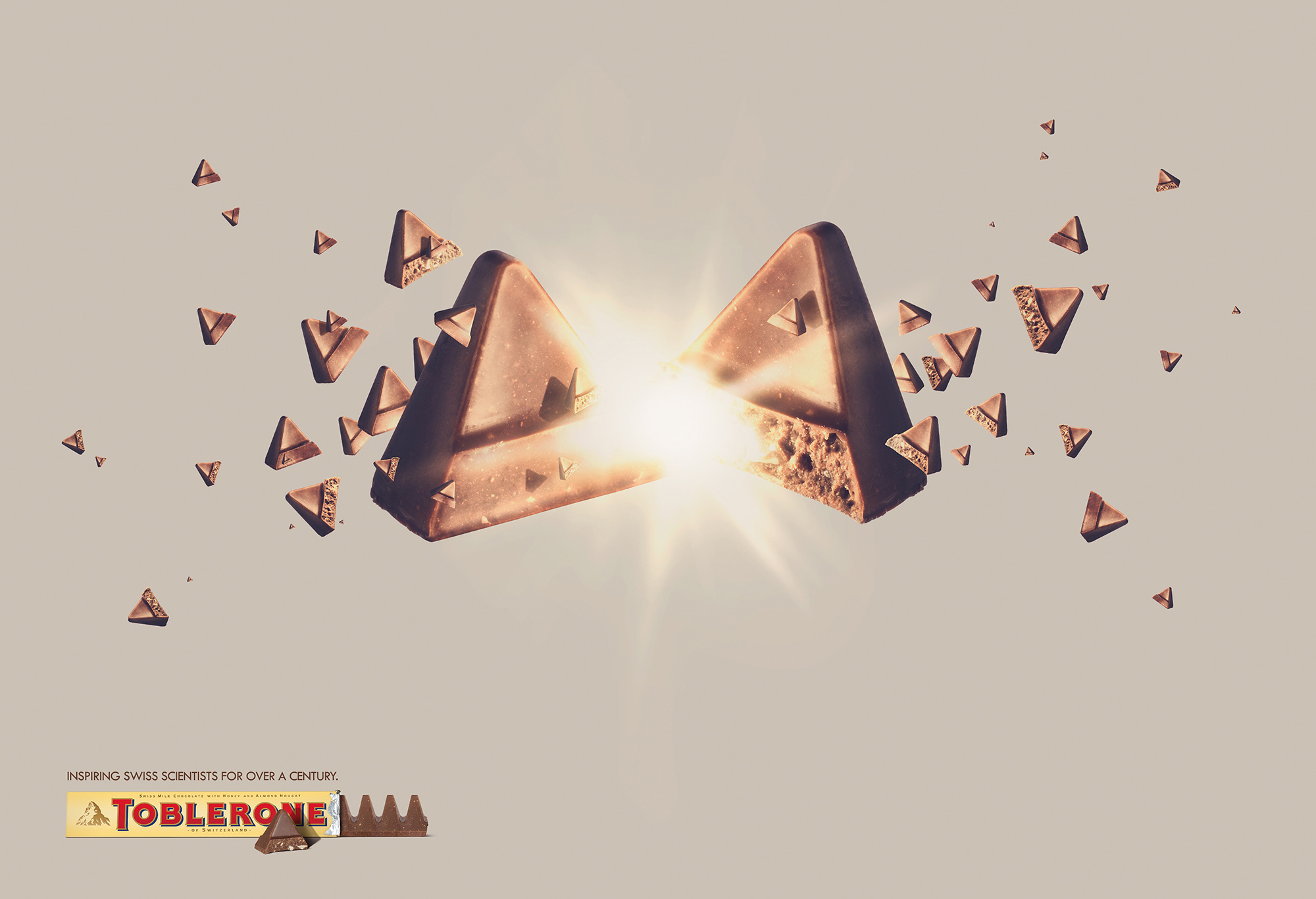 Toblerone - Particle Accelerator
