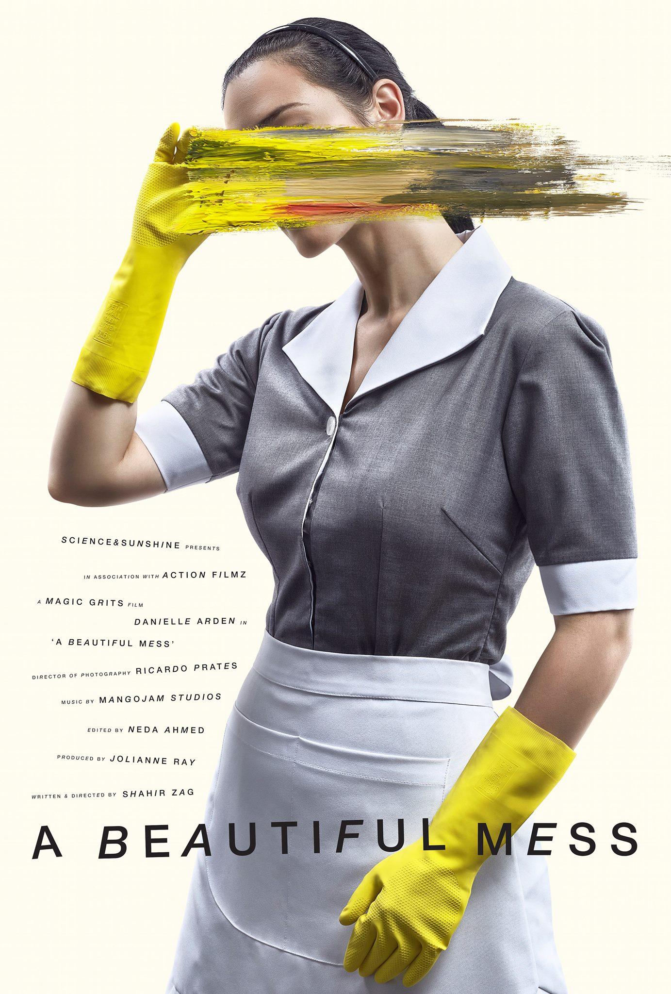 A Beautiful Mess Poster