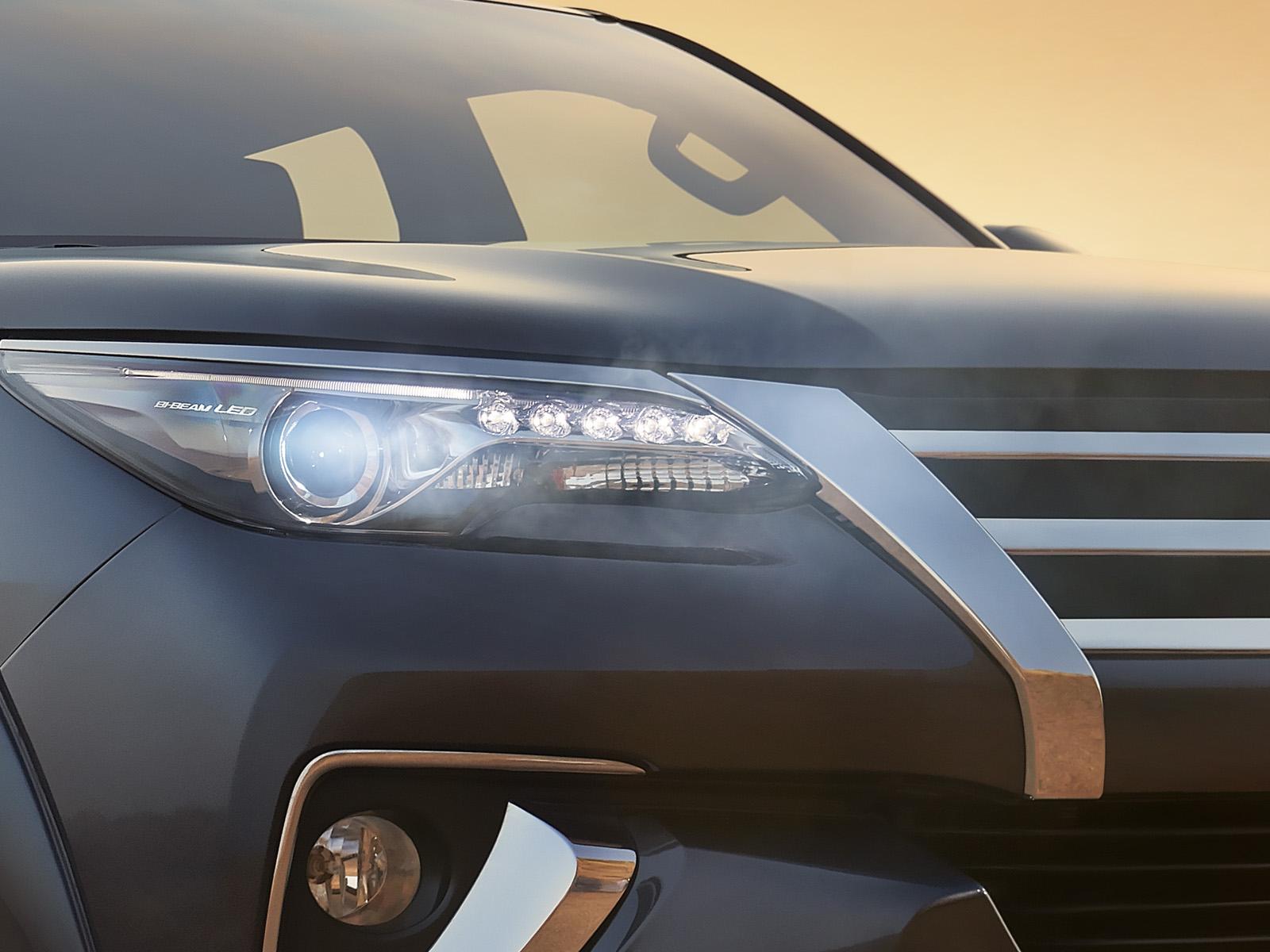Toyota Xtreme Range detail 6