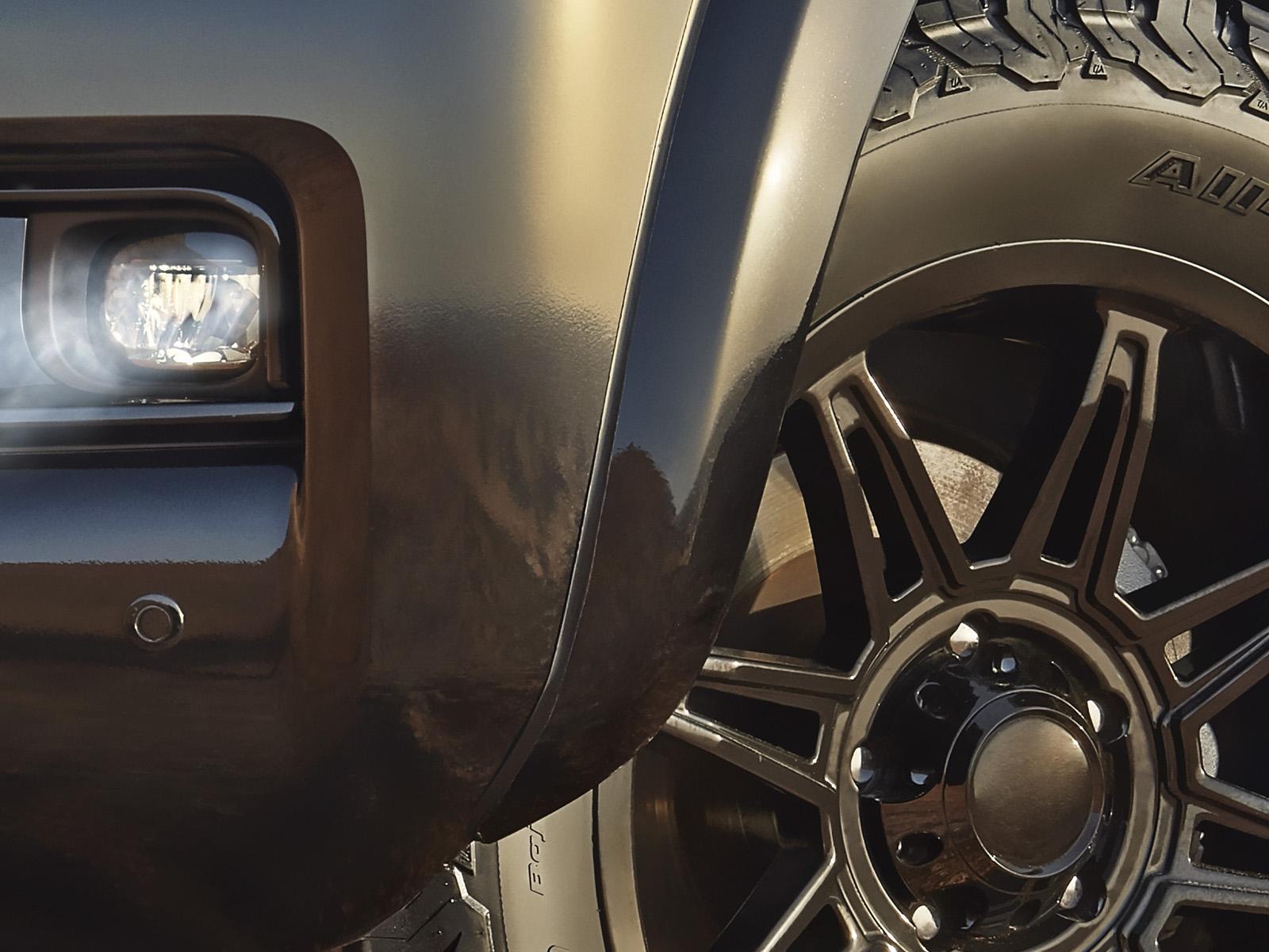 Toyota Xtreme Range detail 8